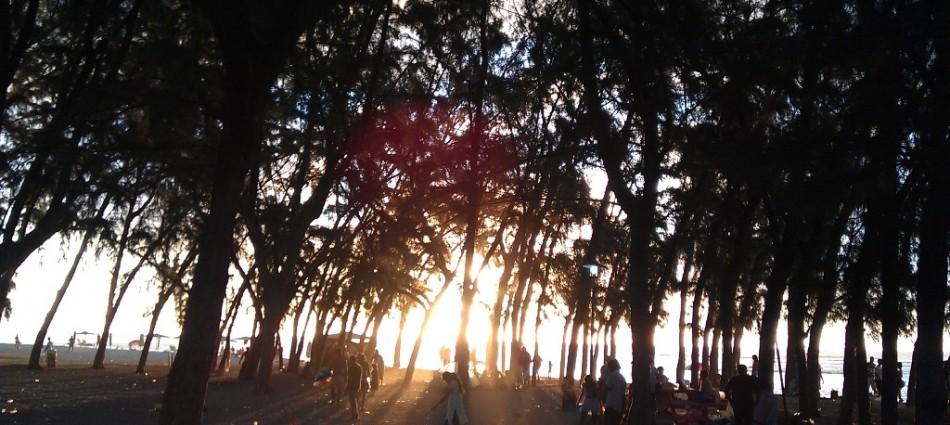 Flic en Flac - Mauritius Longest Beach