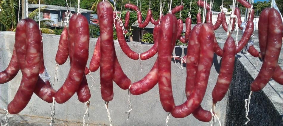 Hakka Chinese Sausage
